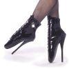 BALLET-1025 Black Patent
